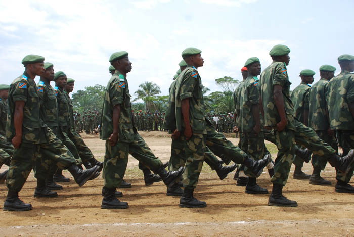 Congo's M23 Rebels Shatter Truce