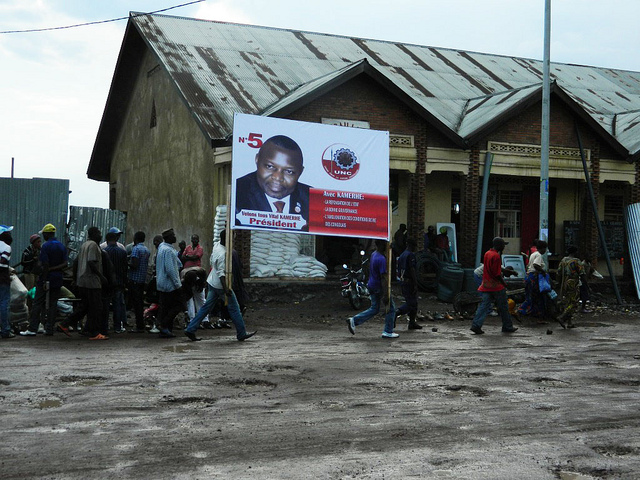 Congo: Political Tensions Heat Up Ahead of Election