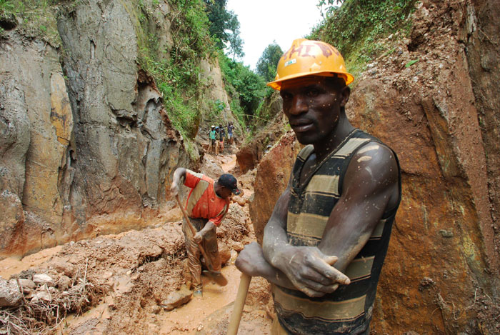Congolese Leader Jacques Bahati Reports on the Importance of the SEC Rules for Congolese Miners