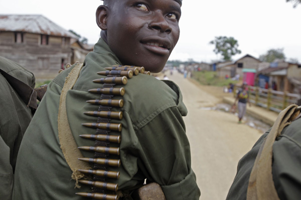 Financial Net Closes Around M23: U.S. Further Bans Business With Congo Rebels