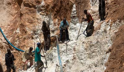 Obama Administration to Support Key Part of Fight Against Conflict Minerals: Independent Monitoring