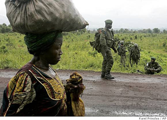New Report: Security Sector Reform Key to Peace and Development in Congo