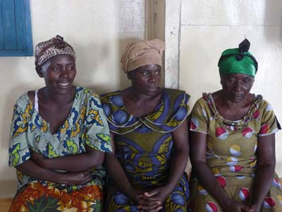 Pushing for Peace: Why Congo's Women Need a Seat at the Table