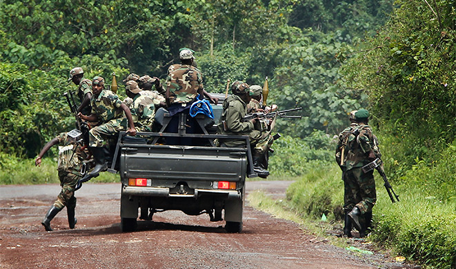 A Broadened Peace Process Is Needed in Congo