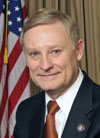 Rep. Spencer Bachus joins the Darfur Fast for Life