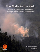 The Mafia in the Park: A charcoal syndicate is threatening Virunga, Africa's oldest national park