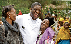 Dr. Mukwege Responds to the DRC Government Banning
