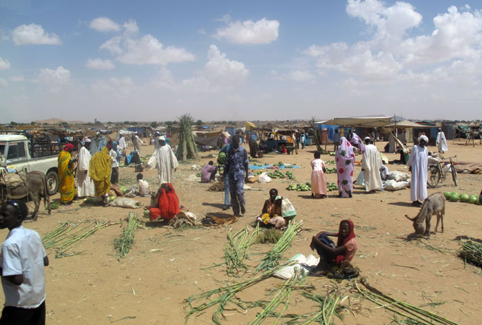 Manipulating the Flow of Aid in Darfur