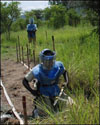 South Sudan Still Scattered with Landmines