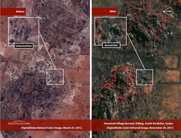'Crime Against Humanity': Sudan Burns 26 Nuban Villages Across 54 Square Miles