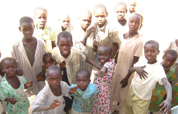 Darfur Dream Team Heads Out on Visit to Refugee Schools in Chad