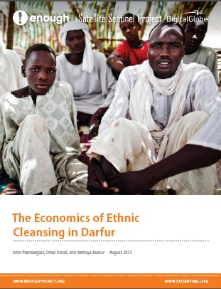 Report: The Economics of Ethnic Cleansing in Darfur
