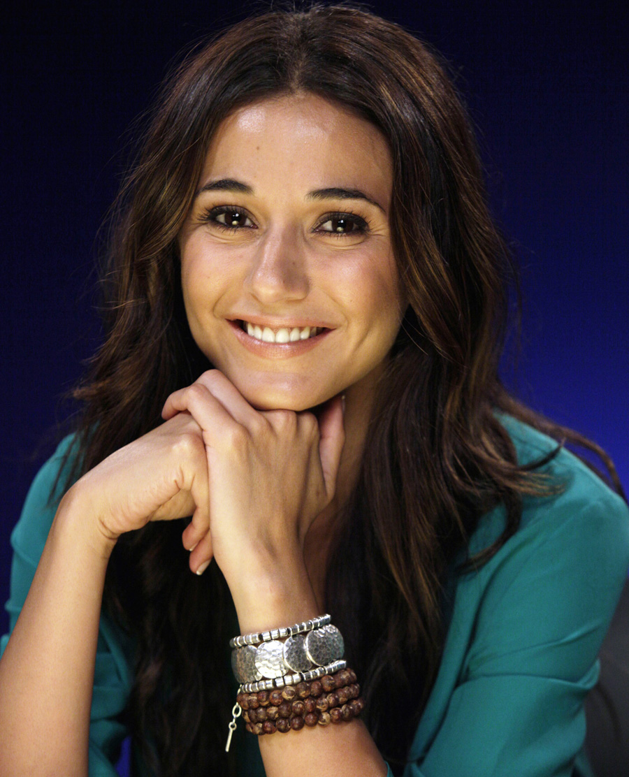 "Emmanuelle Chriqui: ""My Personal Wake-up Call"""