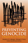 """Blueprint"" for Genocide Prevention, 6 Months On"