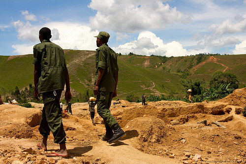 Waking the Sleeping Giant: Call on the U.S. to Lead the Charge to Certify Congo's Conflict Minerals