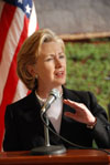 Clinton in Congo: Ready to Look at Root Causes of Conflict in the East