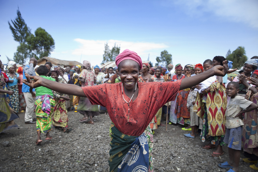 Think Progress Op-Ed:The Way to Bring A Lasting Peace In The Congo? Women.