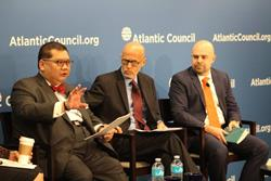 Enough Project, Atlantic Council Host Discussion on Congo's Democratic Transition Accord