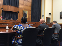 Kony in Congress: Enough, Friends of Minzoto, Resolve LRA Crisis Initiative Testify on the LRA