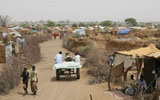 Violence Erupts in Darfur Over Doha Peace Talks