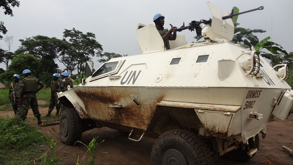 Report: Assessing Implementation of U.N. Strategy to End the LRA Conflict