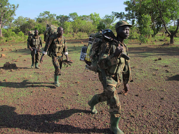 The Hill Op-ed: Staying the Course to End the LRA