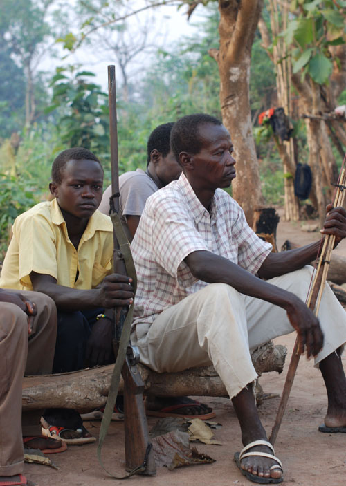 Efforts to End LRA Falter