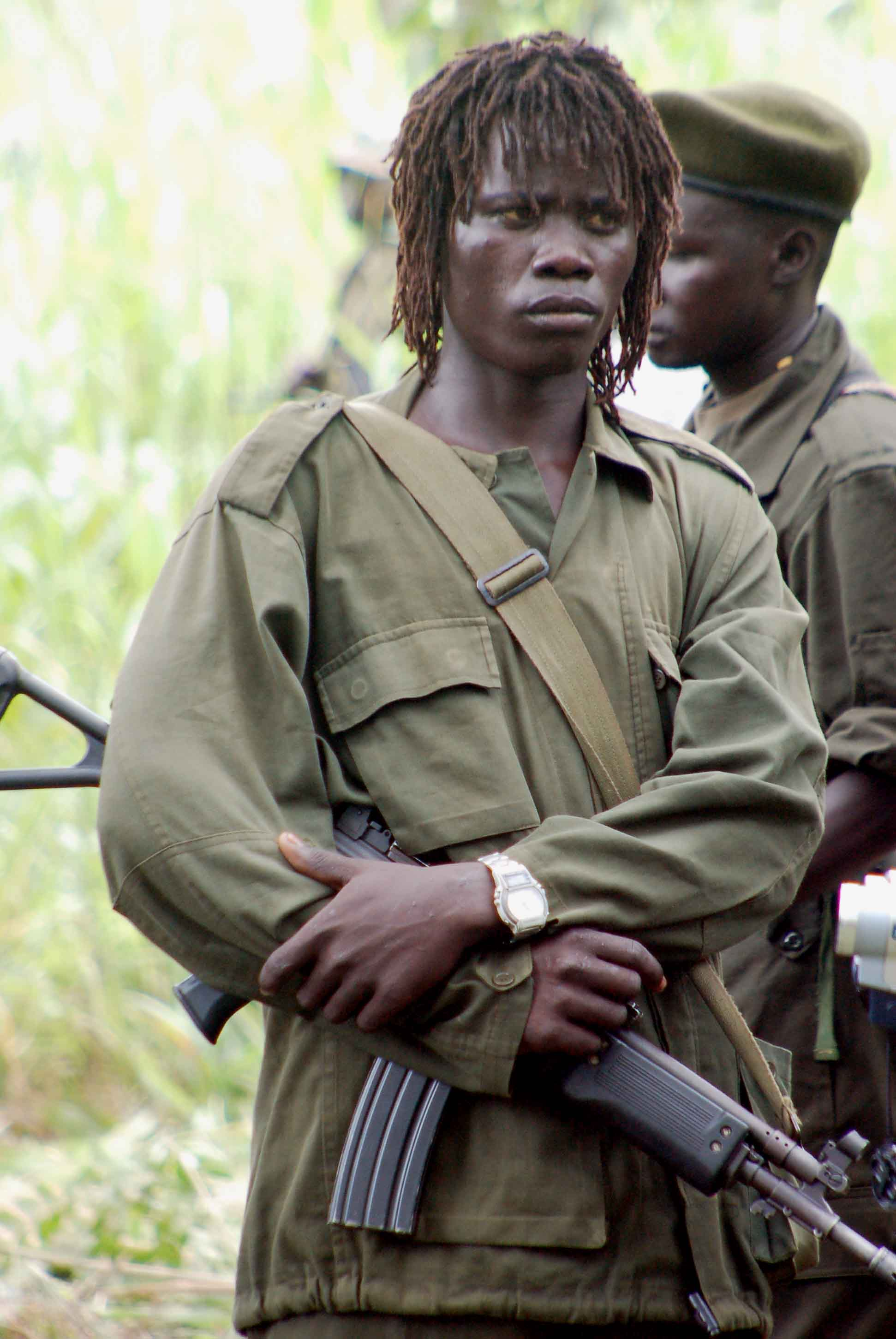 Military Advisers to Central Africa Only One Piece of the Puzzle
