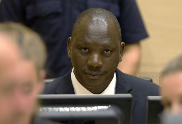 ICC's First Case Closes with Guilty Verdict for Congolese Rebel Leader