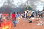 "Report: Zimbabweans Flee ""As Matter of Survival"""