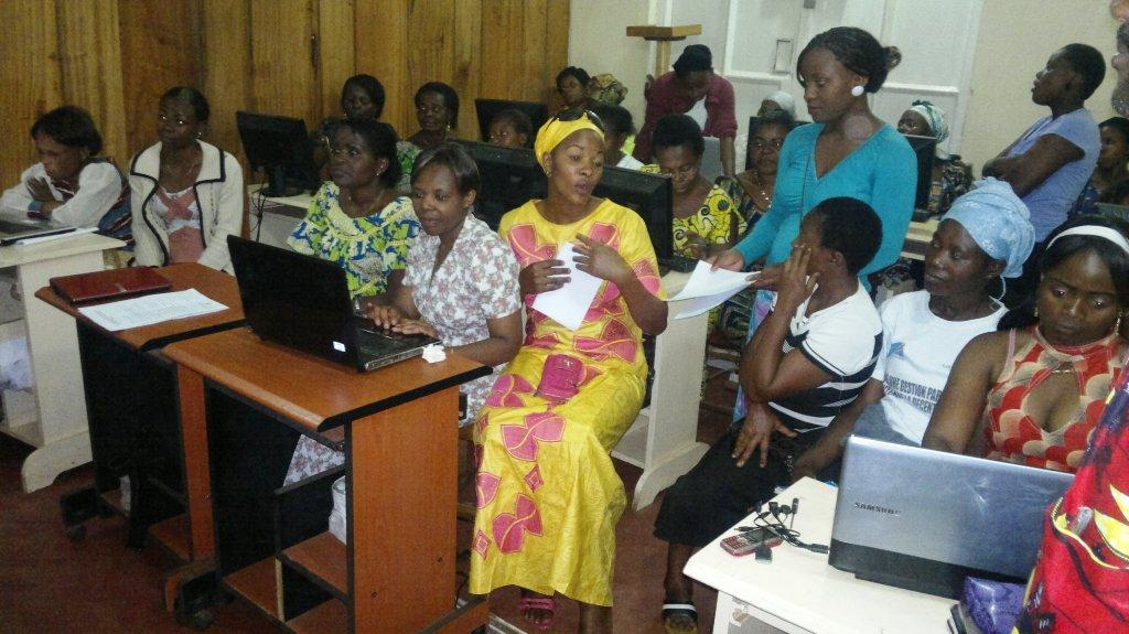 The Day Women of the Congo Seized Control of the Internet