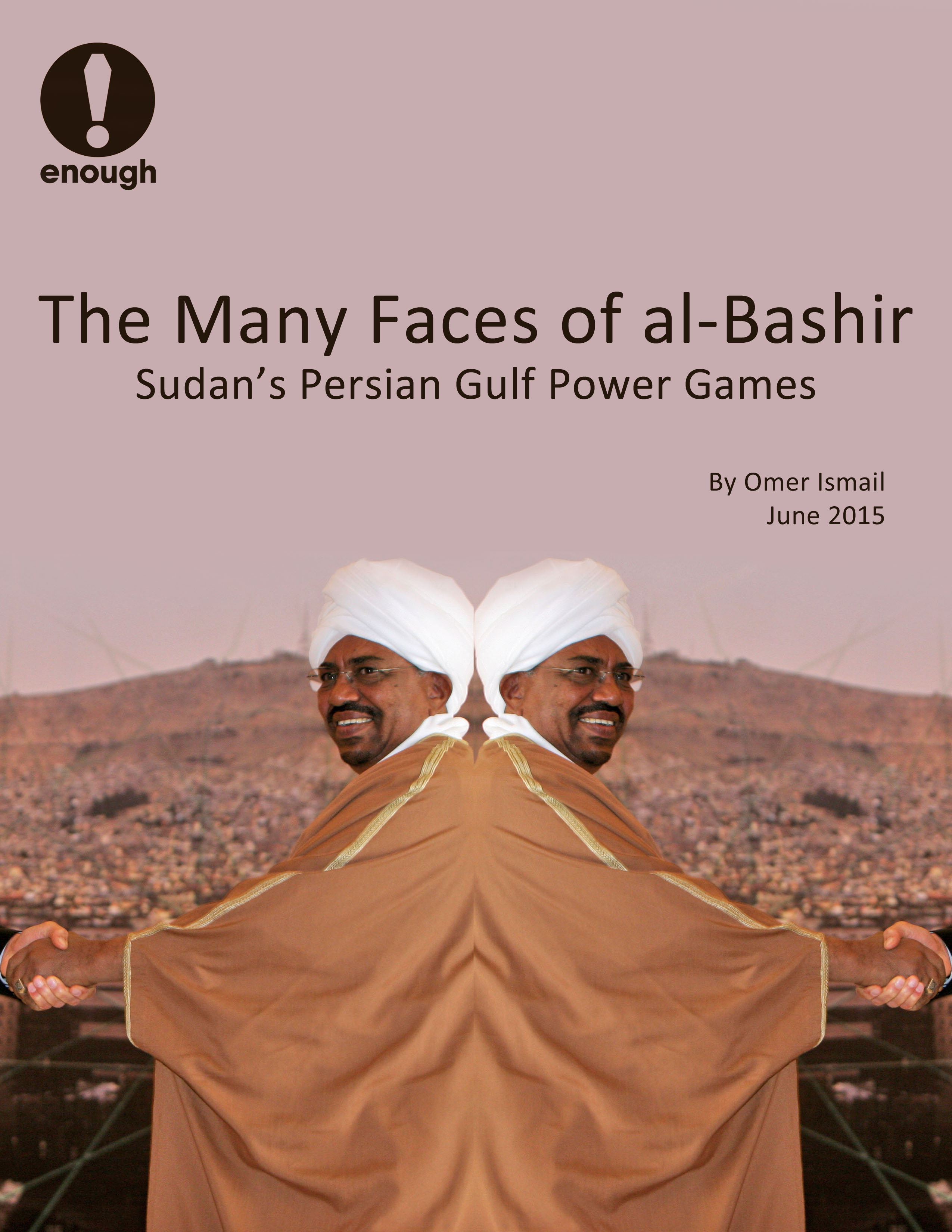 The Many Faces of al-Bashir: Sudan's Persian Gulf Power Games
