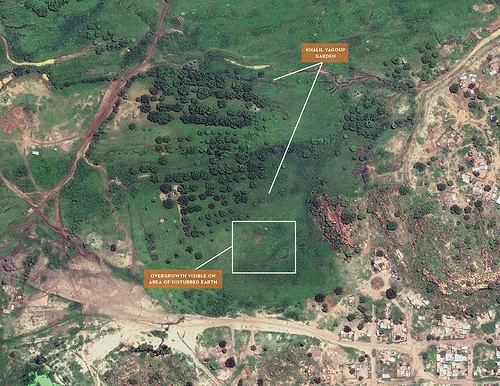 Cover Up: New Evidence of Three Mass Graves in South Kordofan