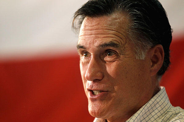 Mitt Romney Expresses Support for Deployment of Advisors to Stop the LRA