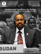 A New Approach to Sudan Sanctions: New Report