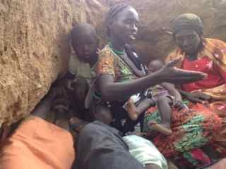 A Doctor's View from a Foxhole in Sudan