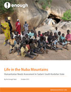 Life in the Nuba Mountains