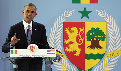 The Hill Op-ed: Obama's Africa Visit, Turning Rhetoric into Reality in the Great Lakes Region