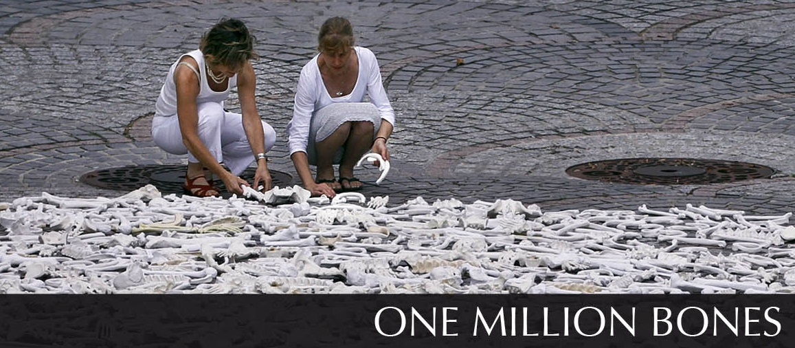 One Million Bones Nationwide Movement Comes to D.C.