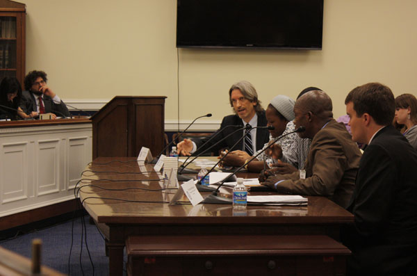 At Human Rights Commission Hearing, Advocates Call for Greater U.S. Involvement in LRA-Affected Regions