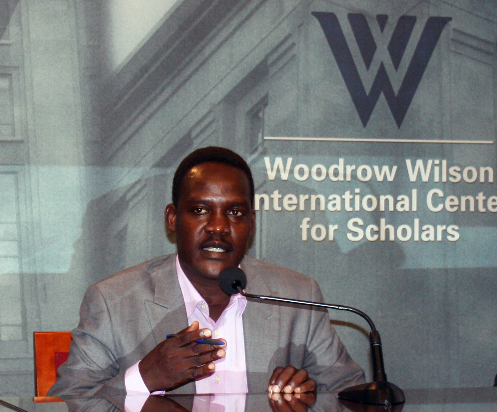 Rudwan Dawod: The Face of Sudan's Non-Violent Revolution