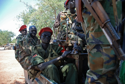 Fighting Rages in Southern Kordofan