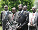S. Sudan President Kiir Addresses Washington