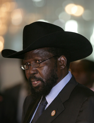South Sudan President Calls for Comprehensive Approach to Outstanding North-South Issues
