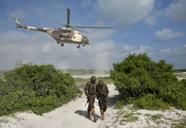 Somalia Report: After the Kenyan Intervention