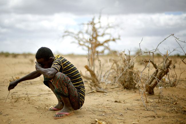 Q&A: Somalia Expert Ken Menkhaus on the Famine