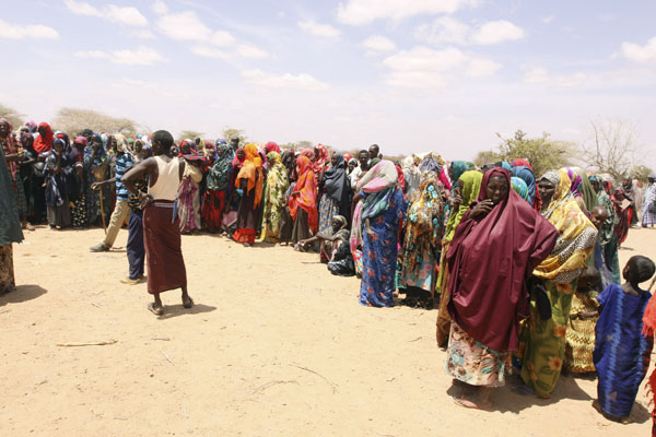 'Diplomatic Surge' Needed To Deliver Aid To Somalia