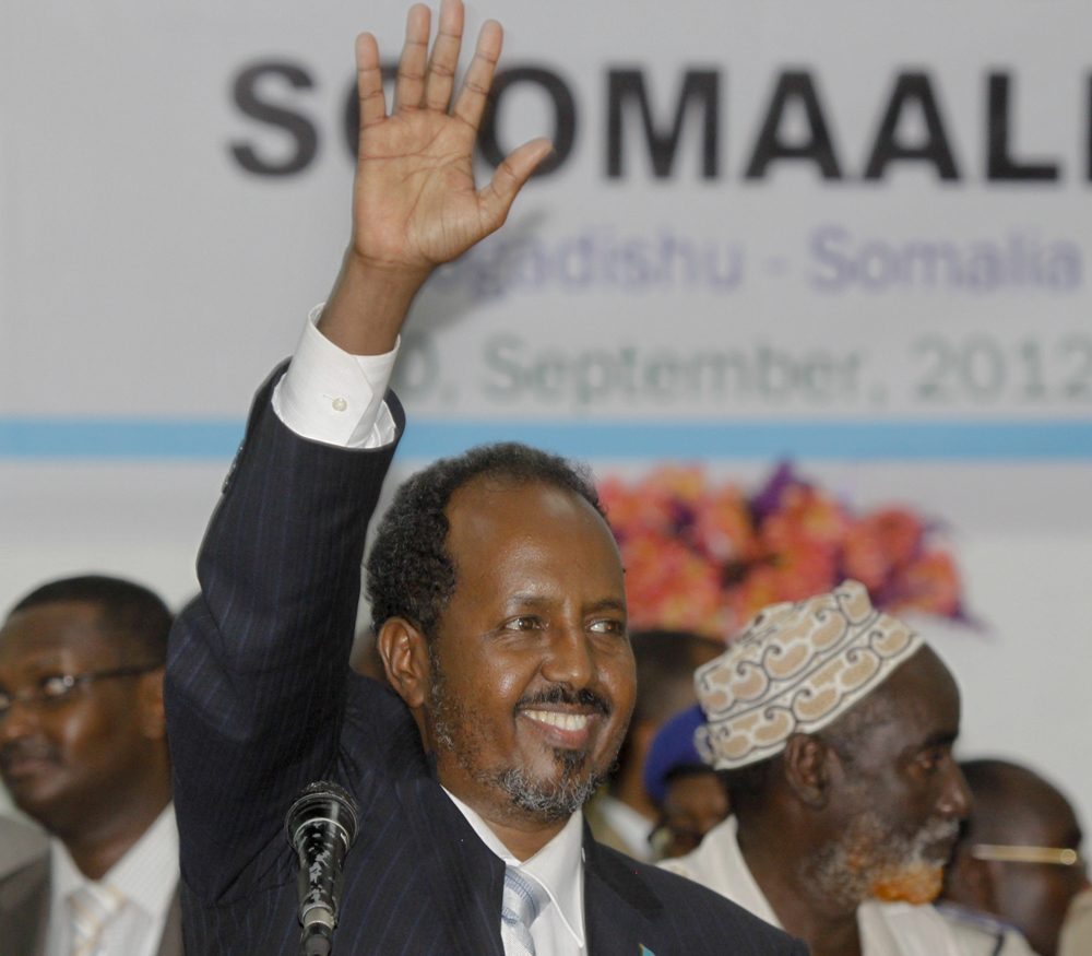 Enough 101: Somalia's New President