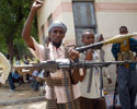 Civilians Caught In Crossfire In Mogadishu