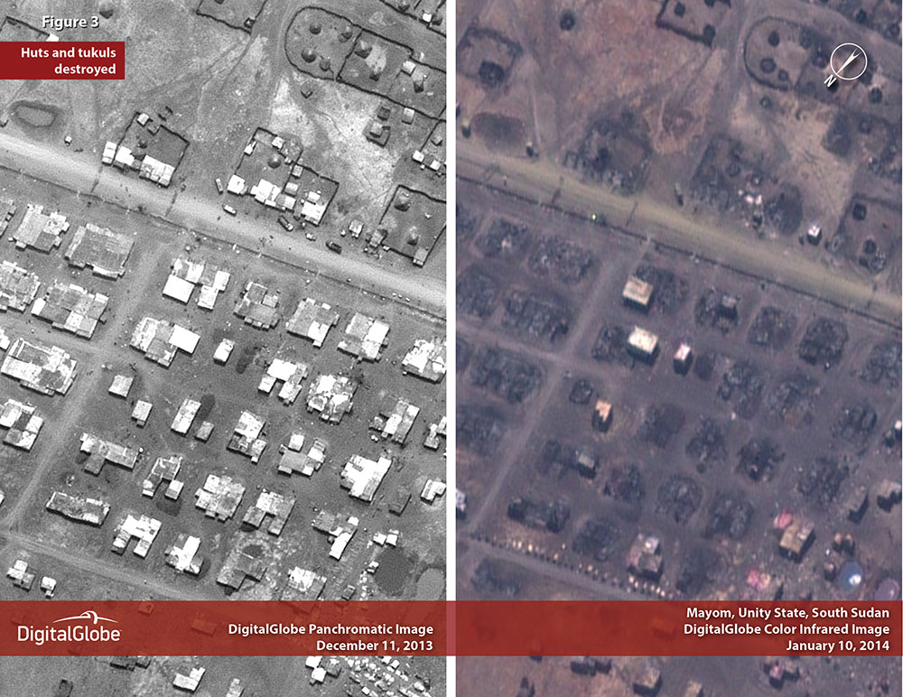 Situation Report: A Satellite Snapshot of South Sudan's War